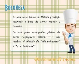 90 Boloñesa